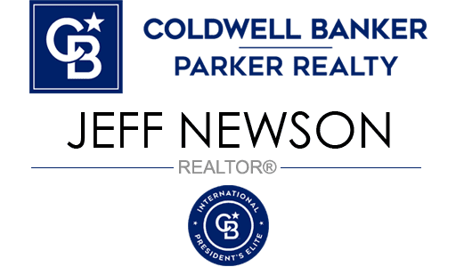 COLDWELL BANKER PARKER REALTY - Jeff newson - REALTOR®